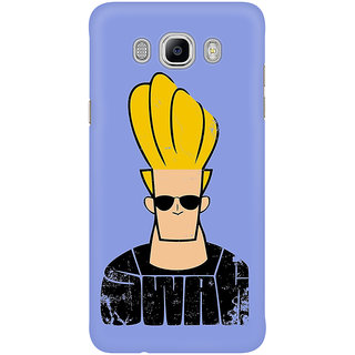 The Fappy Store Jonny Bravo Swag Graphic2 Mobile Back Cover