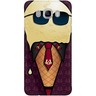 The Fappy Store Ice Cream Coan Graphic Mobile Back Cover