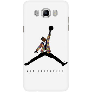 The Fappy Store Air Freshness Mobile Back Cover