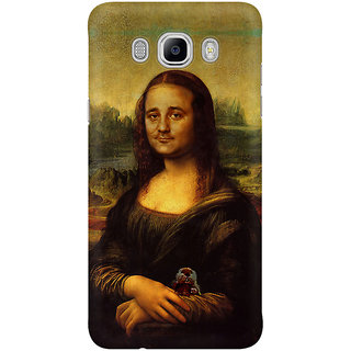 The Fappy Store Bill Murray As Monalisa Mobile Back Cover