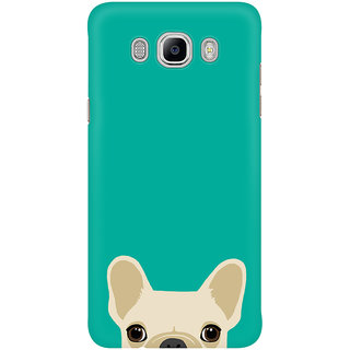 The Fappy Store French Bulldog Mobile Back Cover