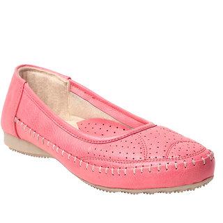 Msc Pink WomenS Flats