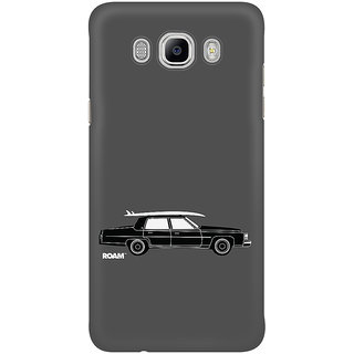 The Fappy Store Roam Rat Caddy Surfer Mobile Back Cover