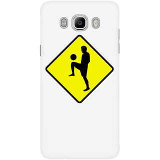 The Fappy Store Soccer Player Mobile Back Cover