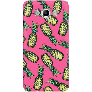The Fappy Store Pineapple Pattern Mobile Back Cover