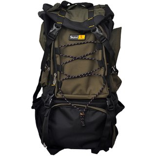 Skyline Hiking/Trekking/Traveling/Camping Backpack Bag Rucksack Unisex Bag With Warranty-2405