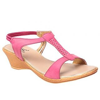 Msc Pink WomenS Heel