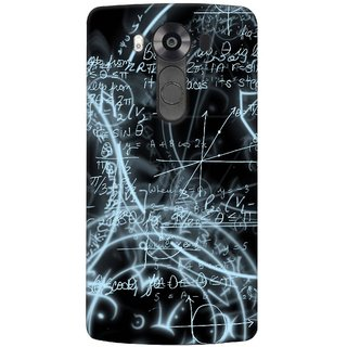 G.store Printed Back Covers for LG V10 Blue 23727