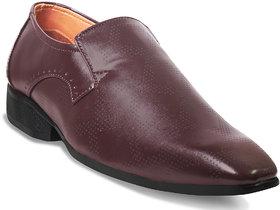 Adybird Men's Brown Formal Shoes