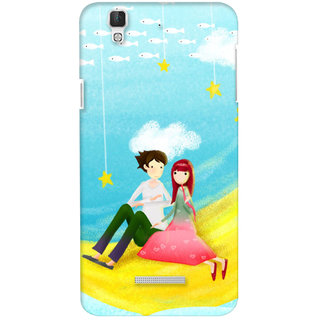 G.store Printed Back Covers for Coolpad Dazen F2 Multi 22554