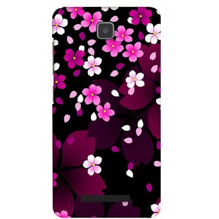 G.store Printed Back Covers for Lenovo A1900 Pink 23369