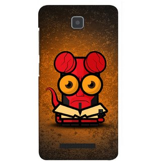 G.store Printed Back Covers for Lenovo A1900 Multi 23377