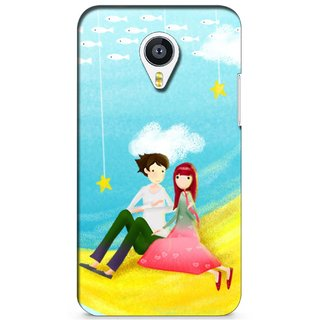 G.store Printed Back Covers for Meizu MX4 Multi 24054