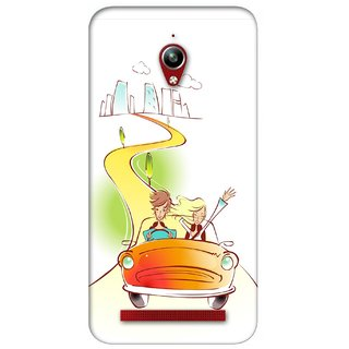 G.store Printed Back Covers for Asus ZenFone Go Multi 26549