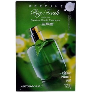 autosky Big Fresh  Car Air perfume type Gel Air Freshener(120 g) 7505