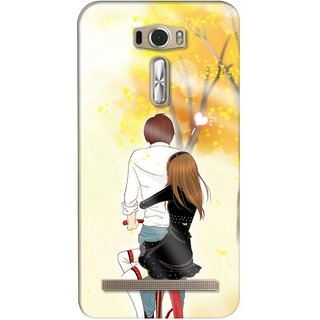 G.store Printed Back Covers for Asus ZenFone 2 Laser (ZE601KL) Multi 26406