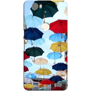 G.store Printed Back Covers for Huawei Nexus 6P Multi 26629