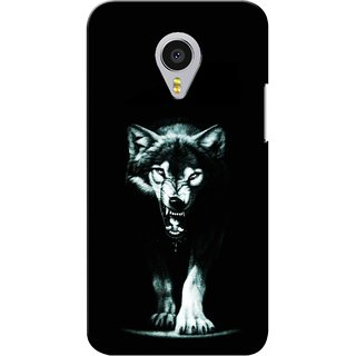 G.store Printed Back Covers for Meizu MX4 Pro Black 27072