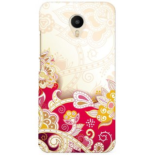 G.store Printed Back Covers for Meizu m1 metal Multi 23890
