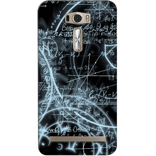 G.store Printed Back Covers for Asus ZenFone 2 Laser (ZE601KL) Blue 26427