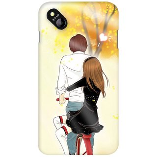 G.store Printed Back Covers for Micromax Bolt D303 Multi 27306