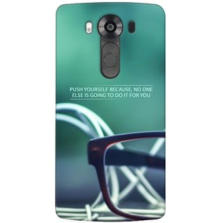 G.store Printed Back Covers for LG V10 Green 23708