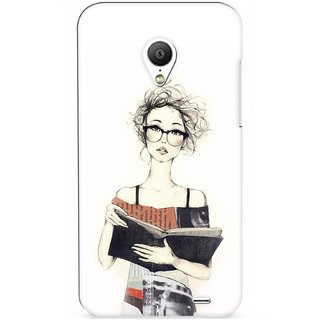G.store Printed Back Covers for Meizu MX3 White 23942