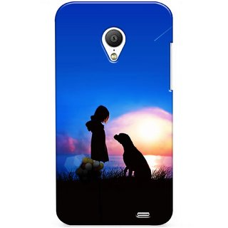 G.store Printed Back Covers for Meizu MX3 Blue 23966