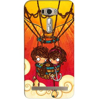 G.store Printed Back Covers for Asus ZenFone 2 Laser (ZE601KL) Multi 26467