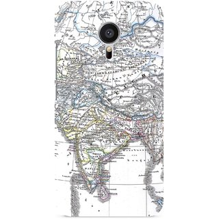 G.store Printed Back Covers for Meizu MX5 White 27138