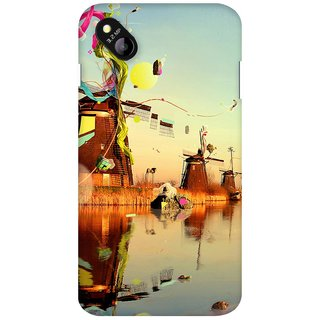 G.store Printed Back Covers for Micromax Bolt D303 Multi 27362