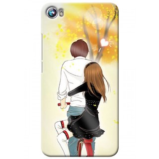 G.store Printed Back Covers for Micromax Canvas Fire 4 A107 Multi 27606