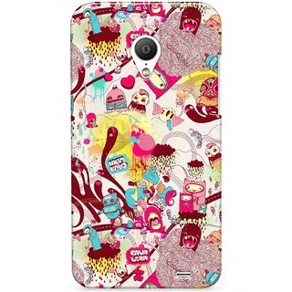 G.store Printed Back Covers for Meizu MX3 Multi 23970