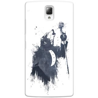 G.store Printed Back Covers for Lenovo A2010 White 26714