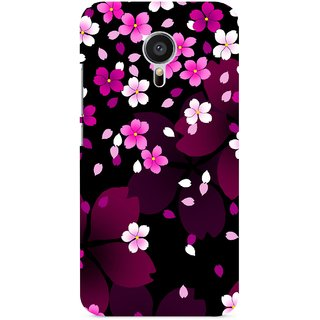 G.store Printed Back Covers for Meizu MX5 Pink 27169