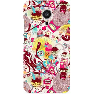 G.store Printed Back Covers for Meizu MX5 Multi 27170
