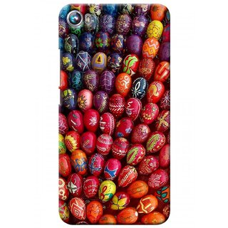G.store Printed Back Covers for Micromax Canvas Fire 4 A107 Multi 27622