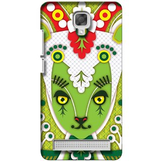 G.store Printed Back Covers for Micromax Bolt Q338 Multi 27471