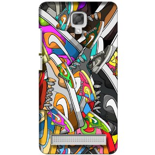 G.store Printed Back Covers for Micromax Bolt Q338 Multi 27473