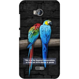 G.store Printed Back Covers for Micromax Bolt Q336 Multi 28135