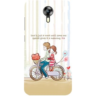 G.store Printed Back Covers for Micromax Canvas Xpress 2 E313 Multi 28355