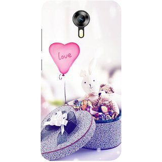 G.store Printed Back Covers for Micromax Canvas Xpress 2 E313 Multi 28356