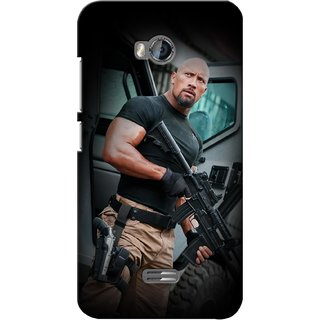 G.store Printed Back Covers for Micromax Bolt Q336 Multi 28180