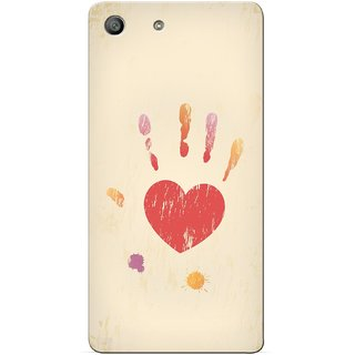 G.store Printed Back Covers for Sony Xperia M5 Multi 29057