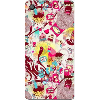 G.store Printed Back Covers for Sony Xperia M5 Multi 29070