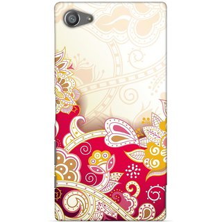 G.store Printed Back Covers for Sony Xperia Z5 Compact Multi 29290