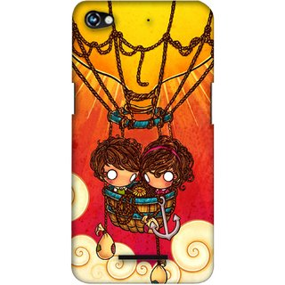 G.store Printed Back Covers for Micromax Canvas Hue 2 A316 Multi 27767