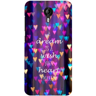 G.store Printed Back Covers for Micromax Canvas Nitro 3 E455  Multi 27974