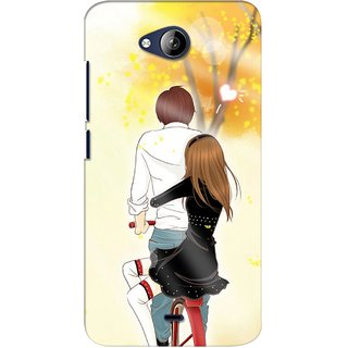 G.store Printed Back Covers for Micromax Canvas Play Q355 Multi 28006