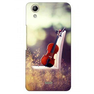 G.store Printed Back Covers for Micromax Canvas Selfie Lens Q345  Multi 28260